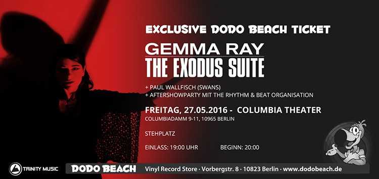 gemma-ray-the-exodus-suite-dodo-beach-fanpaket